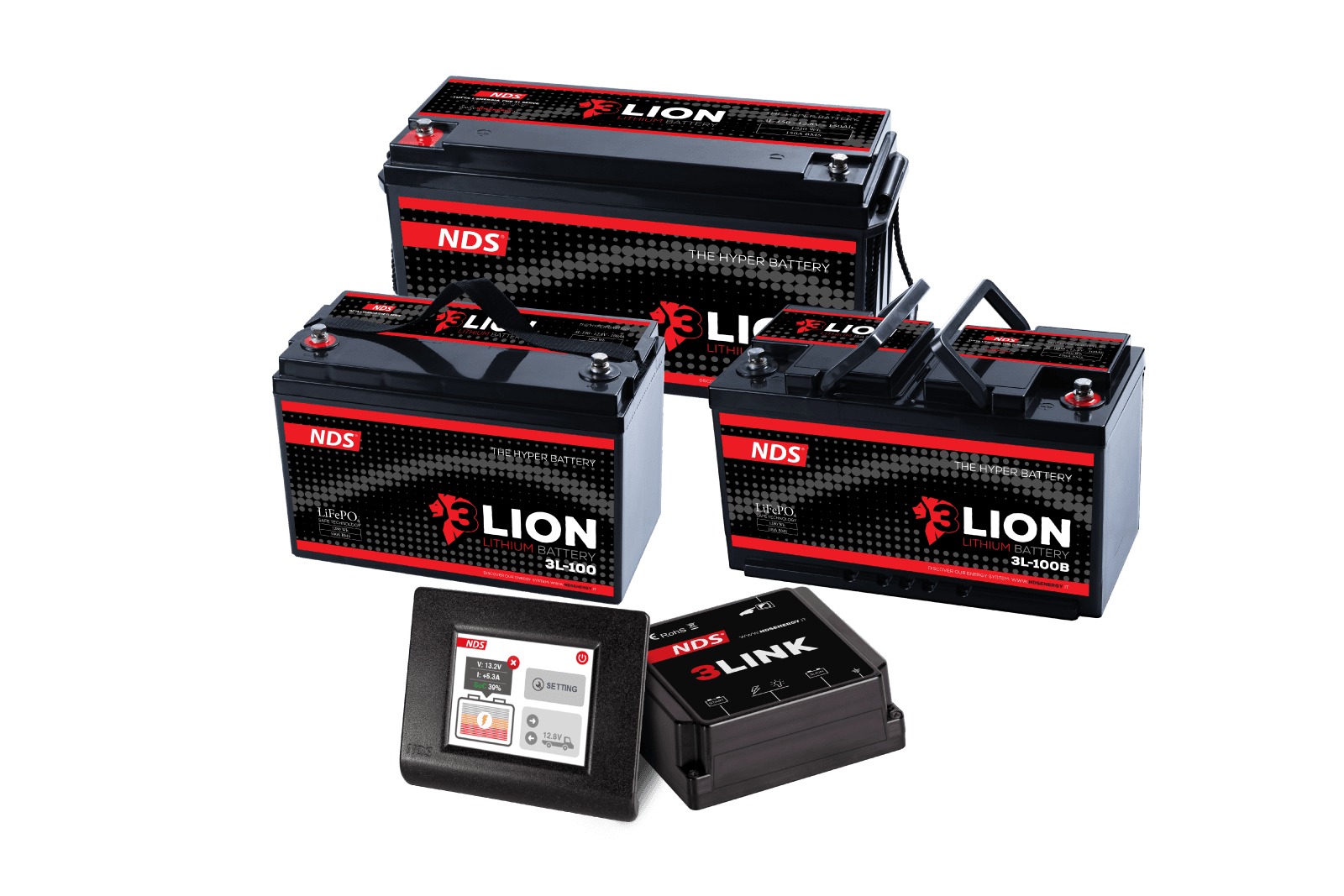 3LION-System-Lithium-battery