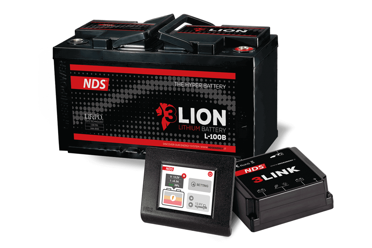 NDS-3lion+3Link